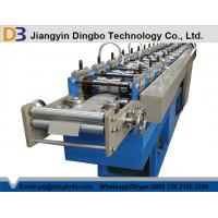 China Rolling Shutter Slats Roll Forming Machine With PU Foam - Filled Device wholesale