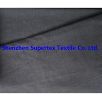 China Cotton Chambray Oxford Shirt Yarn Dyed Fabric Navy Color 32S 125GSM wholesale