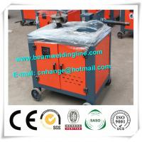 China Motorized Steel Pipe Bending Machine , Hydraulic Press Brake Machine For Pipe Bending wholesale