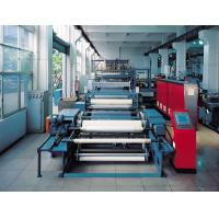 China Single Layer  Multi-Layer Co-Extrusion Casting Film Production Line , Plastic Film Extruder Machine on sale