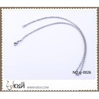 China 316 Stainless Steel Necklace on sale