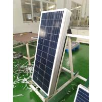 China Small Poly Crystalline Solar Panel 100W Glass Photovoltaic For Solar Street Light wholesale