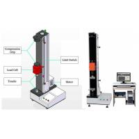 China Mechanical Benchtop Tension Testing Machine / Universal Test Equipment For Plastic Film wholesale