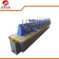 China High Capacity Purlin Roll Forming Machine For Round Tube , Tube Forming Machine wholesale