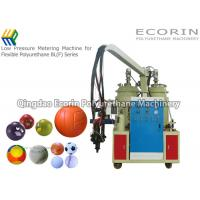China Children Toys Making PU Foaming Machine With Mixing Head Auto - Cleaning Function wholesale