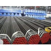 China ERW HFI EFW Welded Steel Pipe Carbon Steel Tube A53 API5l GrA GrB Din2458 EN10217 wholesale