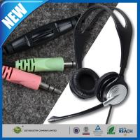 China Portable Headphone or Earphone Mic Noise Cancelling For Landline Phones wholesale