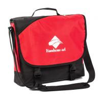 Briefcase Recycled Messenger Bags For School , Polyester Travel Sling Bag