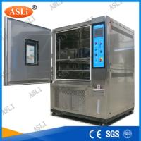 China 150 Liters Environmental Temperature Humidity Chamber With -40~150C wholesale