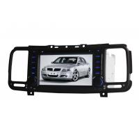 In Dash Car Navigation Systems : In dash car gps navigation system with mp wma