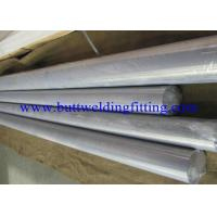China Alloy 600, Inconel® 600 Nickel Alloy Pipe ASTM B165 and ASME SB165 wholesale