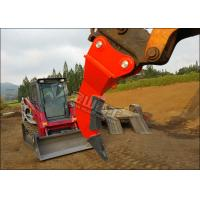 Buy cheap High Frequency Ripper Tooth For Excavator , Customized Constructional Ripper from wholesalers