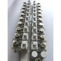 China STUB Module Block Without Protection Subscriber Terminal Block With Big Pairs Cables Tail wholesale