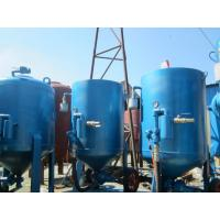 China 200 Liters Abrasive Sand Grit Blasting Equipment For Pressure Release System wholesale