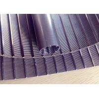 China Strong Welding Wedge Wire Screen Panels Non - Clogging High Flow Rates wholesale