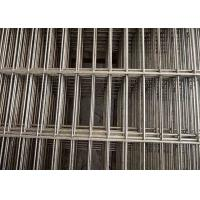China Galvanized And Powder Coated Double Wire Panels 6/5/6 / Mesh Security Fences wholesale