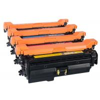 China CE400A / CE401A Laser Printer Toner Cartridge , HP Compatible Color Laser Toner wholesale