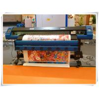 China High Resolution / Speed UV Curable Inkjet Printer For Printing Flex Banner / Ceiling Flim wholesale