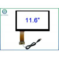 China ILI2511 Controller 11.6 Inch Capacitive Touch Glass For IPAD Type Consumer Product wholesale