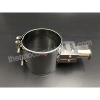 China ID 80mm X  Height 70mm Mica Insulated Band Heaters / Stainless Steel Heating Element on sale