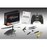 China Lastest Single Blade 2.4G 4CH RC Helicopter with Gyro. on sale