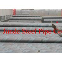 China SAWH 14 API Spec 5L PSL2 X 56M Oilfield Pipeline SSAW Spiral Welded Steel Line Pipe in oil and gas China manuf on sale