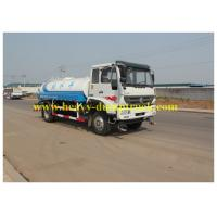 China Euro3 / Euro4 Sprayer Water Truck 15000L drive 4X2 Steering control wholesale