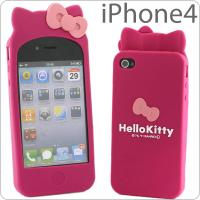 China 28.5 KN / m Custom GF2041 Silicon Cell Phone Covers for iPhone 4 wholesale