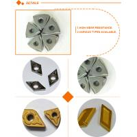 China Tungsten Carbide Inserts various types wholesale