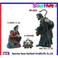 China polyresin Religious Nativity Sets on sale