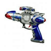 Buy cheap Electronic Laser LED Toy Gun With Lights And Sound Fashion ASTM Approved from wholesalers