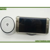 China 5V / 2A Qi Wireless Cellphone Charger Single Coil With Wireless Char Receiver wholesale
