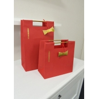 China Gift bag with high quality material & luxury printing wholesale