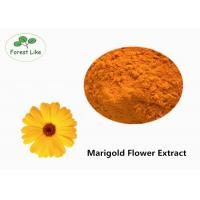 China Food Additive Natural Pigment Powder Pure Marigold Flower Extract Lutein 5% wholesale