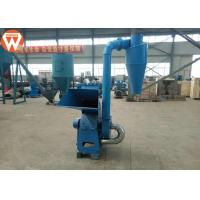 China Multi - Function Corn Hammer Mill Crusher , Cyclone 22kw Cattle Feed Grinder wholesale