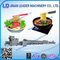 China Best Chinese how to make    Mini instant noodles  service machinery wholesale