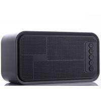 China Wireless Bluetooth Speaker Alarm Clock For Computer Laptop Mobile Phone wholesale