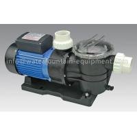 China Centrifugal Waterproof Swimming Pool Pumps Residential 1.0HP 220V 50Hz wholesale