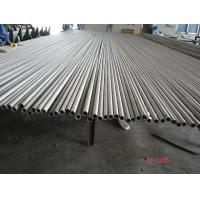 China Polished / Hard Seamless Stainless Steel Tubing With TP304 Grades wholesale