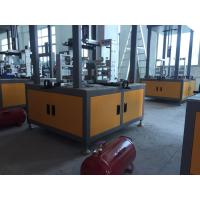 China Innovative Food Box Making Machine High Security Position Accurately on sale