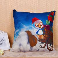 China Colorful Decorative Pillow Covers Square Shape 45 * 45cm With Custom Logo wholesale