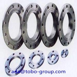 China Copper nickel 70-30 weld neck flanges SHIHANG CUPRO NICKEL ANSI B16.5 SLIP ON FLANGE wholesale