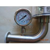 China SS304 SS316L Sanitary Pressure Air Relief Safety Valve Flow Diversion Valve wholesale