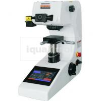 China Analog 10X Microscope Touch Screen Micro Vickers Hardness Tester with Error Compensation wholesale