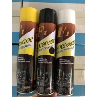 China Car Care Chassis Rubberized Undercoating Spray Rust Proof wholesale