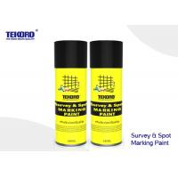 China Survey & Spot Marking Paint With Spray Cap For Spot Marking And Writing Applications wholesale