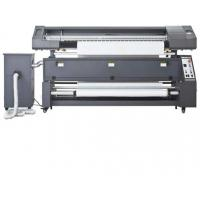 China Eco-Solvent 1440 DPI Dye Sublimation Fabric Printer 1.8M With 4 Color wholesale