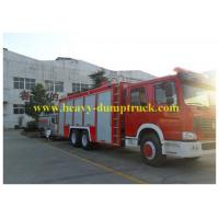 China Sinotruk Howo Water Tank 12000L Fire Engine Truck with warranty wholesale