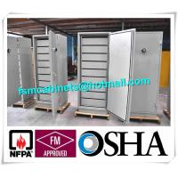 China Fire Rated Storage Cabinets Anti Magnetic With Vault Door For Insurance / Public Security wholesale