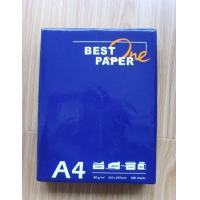 China Wholesale factory first hand 70g A4 lasper print+copy paper 210mmx297mm wholesale